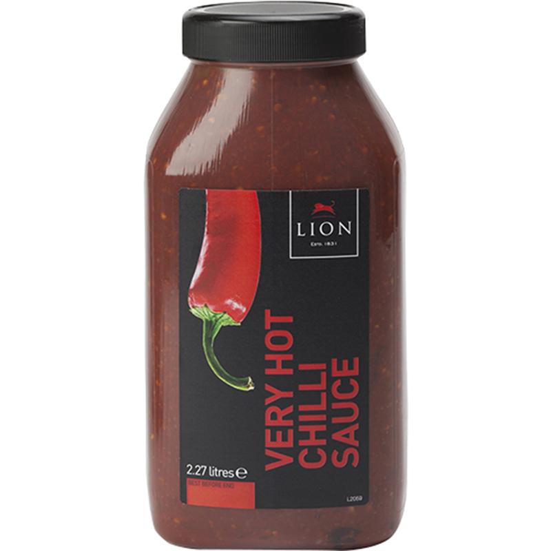 Lion Sauce Range