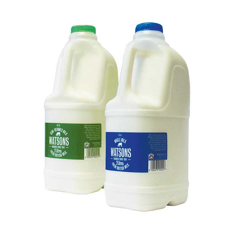 Fresh Milk, Yougurt & Creams