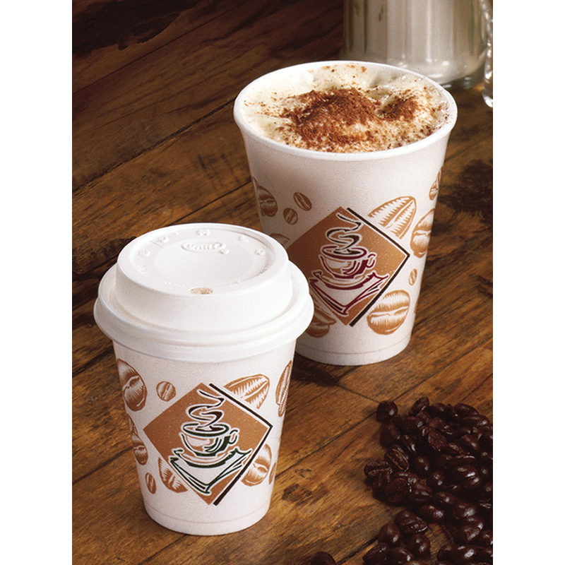 Hot Drink Cups, Lids &  Stirrers