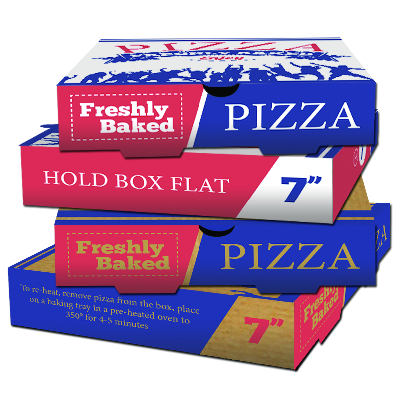 Pizza Boxes and Accessories