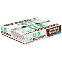 U.s Economy Halal Quarter Pounder 48x113g