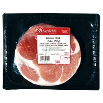 Gammon Steak 2x170g (frozen)