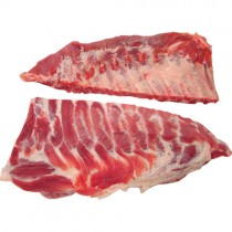 Food Family Frozen Pork Belly Spare Ribs 1x10kg