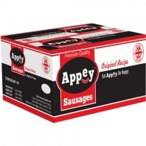 Appey Premium Pork Sausages 4's  B/t 1x4.08kg