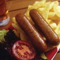 Cp Halal Beef Sausages 8's  4.54kg
