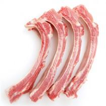 Frozen Halal Lamb Ribs 1x10kg