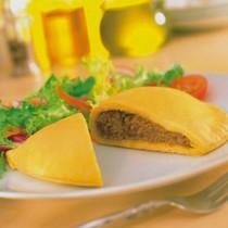 Paradise Jamaican Halal Beef Patty 150g 1x24