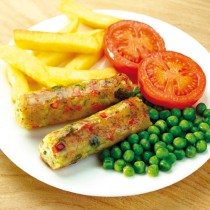 Vegetable Sausages  48x56g