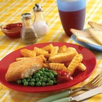 Premium Fish Fillet Squares 28x70g