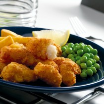 Breaded Wholetail Scampi 1x400g