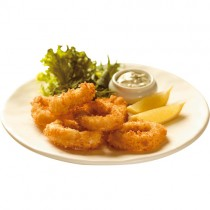 Pacific West Panko Coated Squid Rings 1x700g