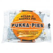Wrapped Pukka Steak & Kidney Pie 1x12