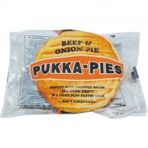 Wrapped Pukka Beef & Onion Pie 1x12