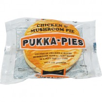 Wrapped Pukka Chicken&mushroom Pie 1x12