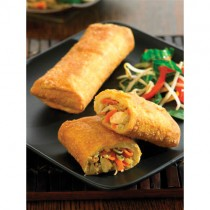 Keejay Pancake Rolls(vegetable)1x24 150g