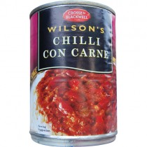Chilli Con Carne 12x350g Prepared Meal