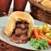 Steak & Kidney Pudding 8x390g