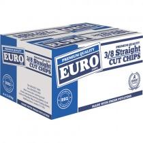 Euro Chips A Grade 3/8 *e02* 4x2.27kg.