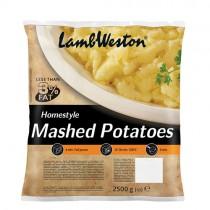 Lw Homestyle Mash Potato 4x2.5kg
