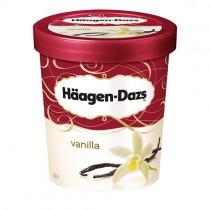 Haagen Dazs Vanilla 8x500ml