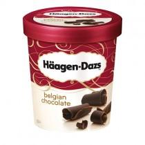 Haagen Dazs Belgium Chocolate 8x500ml