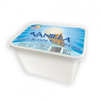 Granelli Soft Scoop Vanilla Ice Cream 1x4lt.