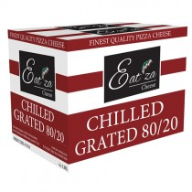Eat'za Chilled Grated 80/20 R/t 6x1.5kg