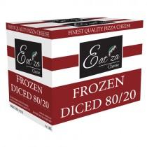 Eat'za Frozen Diced 80/20 B/t 6x1.8kg