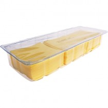 Mild Cheddar Slices Tray 1x1kg