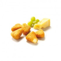 Lw Swiss Style Cheese Wedges 1x1kg *bag*