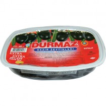 Durmaz Black Olives 1x300gr