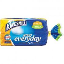 Kingsmill Thick Sliced White 800g