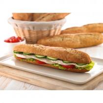 M/wheat Thaw&serve Baguette 30x120g