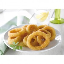 Tasty Bites Battered Onion Rings 5x1kg