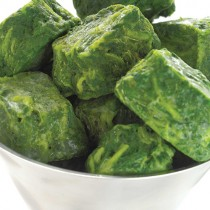 Pasfrost Frozen Chopped Spinach Portions 1x2.5kg