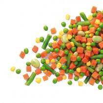 Pasfrost Frozen Mix Vegetables 1x2.5kg