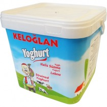 Keloglan Suzme Yogurt 1x10kg