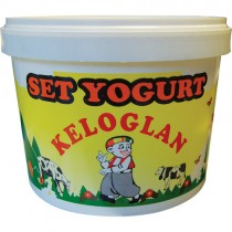 Keloglan Low Fat Natural Yoghurt 10kg