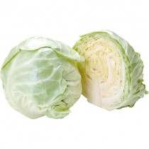 Fresh Large White Cabbage 1x25kg