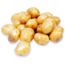 Fresh Washed White  Potatoes (tgs) *25kg*