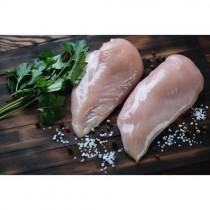 Fresh Halal Chk Breast Fillets(110-130g) 9kg
