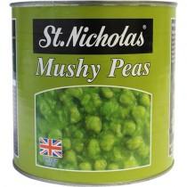 St Nicholas Mushy Peas 1 X 2.61kg