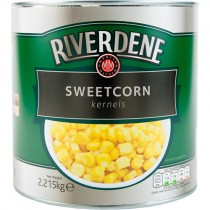 Sweetcorn *large Tins* 1x2.1kg.