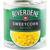 Sweetcorn *small Tins* 12x320g