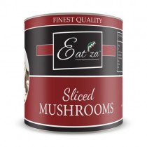 Sliced Mushrooms 1 X 3kg
