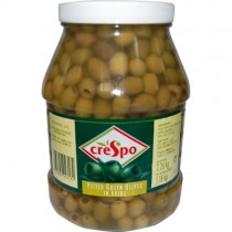 Crespo Pitted Green Olives In Brine 1x2.26kg