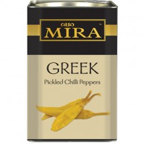 Mira Greek Pickled Chilli Peppers *tin*(15.5kg)
