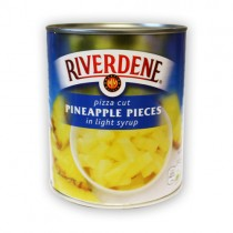 Pineapple Pieces (small Tins) 6x825g
