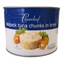 Cloverleaf Tuna Chunks In Brine 1x1705g