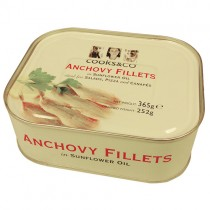 Canned Anchovies 1x368gr